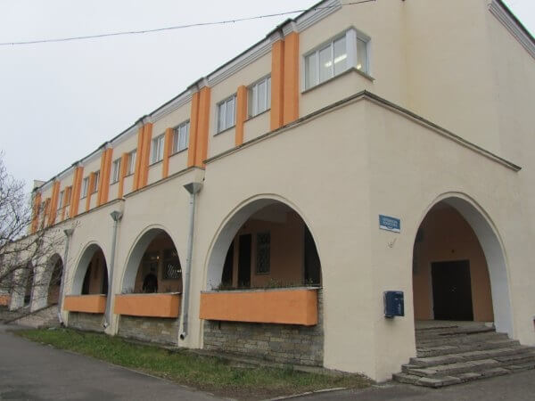 Детская больница на чаплыгина