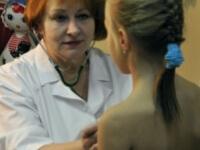 Лучшим детским врачом Новгородского региона стала Валентина Омельянович