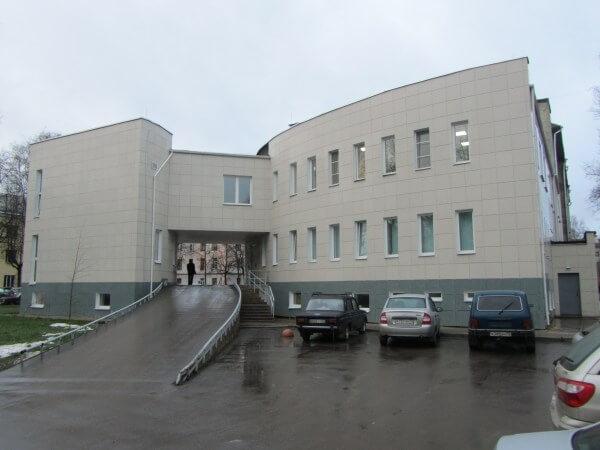 Поликлиники в калининском районе питера