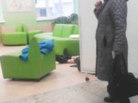 Сегодня в 4 поликлинике Великого Новгорода умер пациент